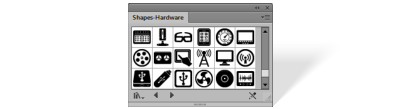 Shapes Hardware library