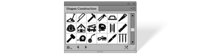 Shapes Construction library