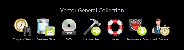 Vector General Icon Set