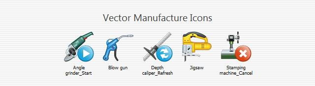 Click to view Vector Manufacture screenshots