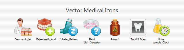 Click to view Vector Medical screenshots